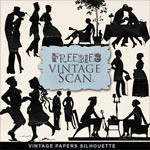 vintage-silhouette