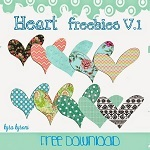 heart  freebies V.1 kyrakyroni