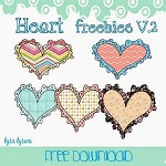 heart  freebies V.2kyrakyroni