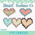 heart  freebies V.2kyrakyroni