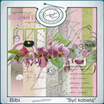 "Free scrapbook collab kit ""Be a woman"" by bibi1980"