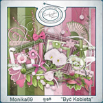 "Free scrapbook collab kit ""Be a woman"" by monika69"