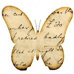 "Free scrapbook ""Buterfly Clipart"" from Call me Victorian"