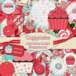 "Scrapbook Freebie ""Cuppycake"" by capricious"