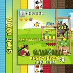 "Free scrapbook ""Game Mania"" from Damayanti Studio"