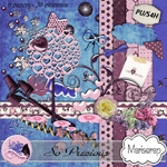 "Free Kit ""So Precious"" from mimi-mariscrap"