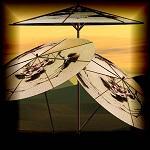 "Free scrapbook ""Asian Umbrellas"" from mgtcsdigitalartstuff Full Size"