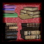 "Free scrapbook ""Books 2″ from mgtcsdigitalartstuff Full Size"