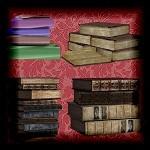 "Free scrapbook ""Books 2"" from mgtcsdigitalartstuff Full Size"