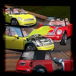 "Free scrapbook ""Cars"" from mgtcsdigitalartstuff"