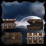 "Free scrapbook ""Chests"" from mgtcsdigitalartstuff"