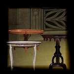 "Free scrapbook ""Round Tables"" from mgtcsdigitalartstuff"