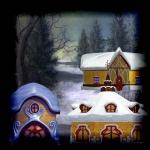 "Free scrapbook elements ""Santa Places"" from Mgtcs Digital Art"