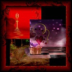 "Free scrapbook ""Valentines Backgrounds"" from Mgtcs digital art stuff"