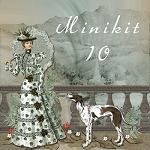 Free scrapbook vintage mini kit 10 from Miriams scraps Full Size