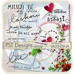 "Scrapbook Freebie ""My Beloved Valentina"" by pstogether"