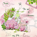 "Freebie ""For You"" by Molemina"