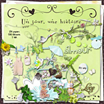 Digital Scrapbook Free Mega Kit from croqueenscrap