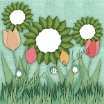 "Free scrapbook ""Awaiting Spring QP"" from Colorful Z_orca"