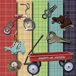 """Free scrapbook blog train """"Roll With It"""" from Busy Kids Momma"""