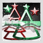 Free digital scrapbook christmas elements from scrapitstudio