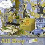 All Boy Freebie by Sky's The Limit