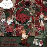 Christmas Freebie by Sky's The Limit