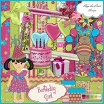 Birthday Girl Freebie by Sky's The Limit
