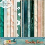 Beachy Keen Papers Freebie by Sky's The Limit