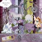 "Scrapbook freebie ""Unicorn Dreams"""
