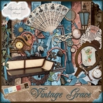 Vintage Grace freebie by Sky's The Limit
