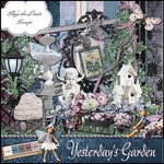 Yesterday's Garden Freebie by Sky's the limit