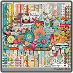 Many free scrapbook kits from Persnicketyprints – Tagger Size