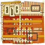 "Free digital scrapbook kit ""Fall"" from ShabbyPrincess"