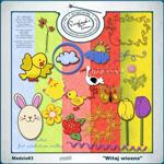"""Free scrapbook collab kit """"Wellcome Springtime"""" by swiatmadzialenki"""