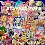 "Free scrapbook elements ""STUFFED TOYS"" from Lugar Encantado da Neli – FS"