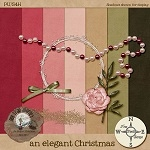 SNP Elegant Christmas Blog True North Scraps