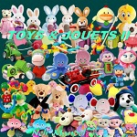 "Free scrapbook elements ""TOYS 2″ from Lugar Encantado da Neli – FS"