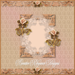 Vintage Quick Page from Creative Elegance Designs