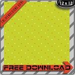"Free scrapbook background ""Viv Dots"" from enlivendesigns.us"
