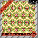 "Free scrapbook background ""Megan"" from enlivendesigns.us"