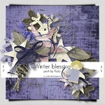 Winter Blessing Elements by padyscrap Megakit Part