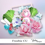 Free scrapbook CU from Yalana Designs